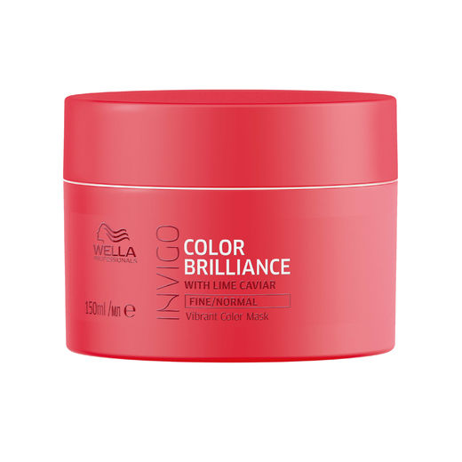 Wella Invigo Brilliance Mask Fine Hair 150ml